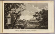 View in the island of New Caledonia. Drawn from nature by W. Hodges. Engraved by W. Byrne. No. L. Published Feb. 1st, 1777 by W. Strahan, New Street, Shoe Lane & Thos. Cadell in the Strand, London.