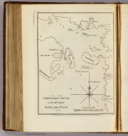 Christmas Sound on the S.W. coast of Terra (sic) del Fuego. No. VII. Published Febry. 1st, 1777 by Wm. Strahan in New Street, Shoe Lane & Thos. Cadell in the Strand, London.