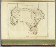 Christmas Island. Latitude 1058' N. Longitude 202028' E. Discovered in the ships Resolution and Discovery, 1777 ... (By William Bligh. London, G. Nicol and T. Cadell, 1785)