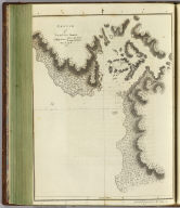 Sketch of Nootka Sound ... 1778. The writing engraved by Mw. Smith. (Copied by Lieut. Henry Roberts. London, G. Nicol and T. Cadell, 1785)