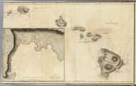 Chart of the Sandwich Islands. (with) Sketch of Karakakooa Bay. The writing by W. Harrison. (By Henry Roberts, after missing survey by William Bligh. London, G. Nicol and T. Cadell, 1785)
