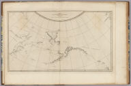 Chart of the N.W. coast of America and N.E. coast of Asia explored in the years 1778 & 1779. The unshaded parts of the coast of Asia are taken from a MS chart received from the Russians. Writing engraved by T. Harmar. (Copied by Lieut. Henry Roberts. London, G. Nicol and T. Cadell, 1785)