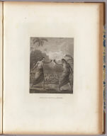 A boxing match, in Hapaee. J. Webber del. I. Taylor sc. (London, G. Nicol and T. Cadell, 1785)