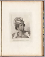 A man of the Sandwich Islands, with his helmet. J. Webber del. J.K. Sherwin sc. (London, G. Nicol and T. Cadell, 1785)