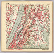 Section 2. Showing from Harlem northward to Yonkers, and eastward to Pelham Manor. Copyright 1895, by R.D. Servoss.