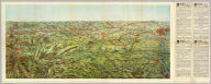 (Birdseye view of the Great Plains). Knight, Leonard & Co., Engravers and Printers, Chicago. (1890)