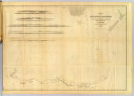 Chart of the Antarctic Continent Shewing the Icy Barrier Attached to it. Discovered by the U.S. Ex. Ex. Charles Wilkes Esq. Commander. 1840. Eng. by Sherman & Smith, N.Y.