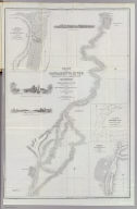 Chart of the Sacramento River from Suisun City to the American River, California by Cadwalader Ringgold, Commander, U.S. Navy. Assisted by Edwin Cullberg, Lieut. of the Hydrotechnic Corps, Swedish Navy and T.A. Emmet, civil engineer, 1850. Projected, constructed & drawn by Fred. D. Stuart, hydrographer, late of the U.S. Ex. Ex., assisted by A.H. Campbell, civil engineer. C.B. Graham, Lithr., Washington, D.C. Entered ... 1851, by Cadwalader Ringgold ... District of Columbia.