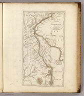 Delaware, from the best Authorities. W. Barker, sculp. Philada. Engraved for Carey's American Edition of Guthrie's Geography improved.