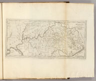 Kentucky, Reduced from Elihu Barker's Large Map. W. Barker sculp. Engraved for Carey's American Edition of Guthrie's Geography improved.