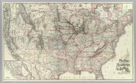 Map of the Chicago-Milwaukee & St. Paul Ry. and connections. Rand, McNally & Co., Printers, Chicago. Matthews-Northrup & Co., Buffalo, N.Y. (with) Map of Mexico. (with inset of world)