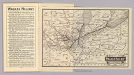 Map of the Wabash Railway. John McNulta, receiver. Miles operated 956. Rand, McNally & Co., Engr's, Chicago.