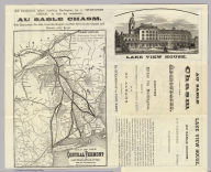 Map of the Central Vermont Railroad and its connections. National Railway Publication Co., Phil. (1879)