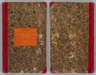 (Covers to) Atlas accompanying Greenleaf's map and statistical survey of Maine ... Portland -- Shirley & Hyde Publishers, (1829)