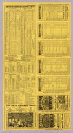 (Text Page to) Michigan Central Railroad. Autumn time table. The best route for Chicago, St. Louis and all western cities. Double track, steel rails. Close connections made in Chicago with all western roads ... 9-12-'79. Rand, McNally & Co., Printers, Chicago.