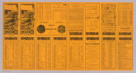 (Text Page to) Central Vermont and Grand Trunk Line. Summer edition, 1887. Cheapest route to the West ... American Bank Note Co. N.Y.