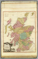 North Britain or Scotland, divided into its counties. Corrected from the best surveys & astronomical observations by Thos. Kitchin, Hydrographer to his Majesty. London, printed for W: Faden, Charing Cross. Publish'd according to Act of Parliament, Decr. 1st, 1778 by Wm. Faden, corner of St. Martins Lane, Charing Cross.