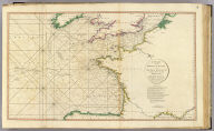 A chart of the British Channel and the Bay of Biscay, with a part of the North Sea, and the entrance of St. George's Channel. By Monsr. L. Abbe Diquemare (i.e. Dicquemare), with several emendations, and many useful additions &c. by L.S. De la Rochette. 3d. edition, MDCCXCIV. London, engraved & published as the Act directs by W. Faden, succr. to the late T. Jefferys, Geogr. to the King. Charing Cross, Sept. 17th, 1794.