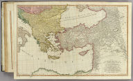 (A map of the Mediterranean Sea with the adjacent regions and seas in Europe, Asia and Africa. East sheet. By William Faden, Geographer to the King. London, printed for Wm. Faden, Charing Cross, March 1st, 1785)