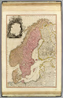 Scandia or Scandinavia, comprehending Sweden and Norway, with the Danish islands, to which is added the remainder of the possessions of Denmark. By L.S. Delarochette. London: published by Wm. Faden, Geographer to the King, and to His R.H. the Prince of Wales, February 10th, 1794. Wm. Palmer sculp.