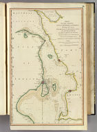 Chart of the straits between Denmark and Sweden, shewing the passage from the Kattegat through the sound to Copenhagen Road, and thence through the grounds to the entrance of the Baltic. Compiled from the maritime surveys of Professor C.C. Lous and Admiral J. Nordenankar. London, published by W. Faden, Geographer to the King and to H.R.H. the Prince of Wales. No. 5, Charing Cross, April 10th, 1801.