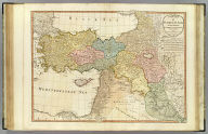 A new map of Turkey in Asia by Monsr. d'Anville, first geographer to the most Christian King with several additions. London, published by Laurie & Whittle, no. 53 Fleet Street as the Act directs, 12th May, 1794.