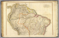 (Colombia Prima or South America. North sheet. Drawn from the large map in eight sheets by Louis Stanislas D'Arcy Delarochette. London: published by Wm. Faden, Geographer to His Majesty and to His Royal Highness the Prince of Wales, Charing Cross, March 1st, 1811)