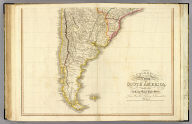 Colombia Prima or South America. (South sheet) Drawn from the large map in eight sheets by Louis Stanislas D'Arcy Delarochette. London: published by Wm. Faden, Geographer to His Majesty and to His Royal Highness the Prince of Wales, Charing Cross, March 1st, 1811.