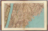Westchester County, Yonkers to Dobbs Ferry, east to state line. Copyrighted by Julius Bien & Co., 1890. (1891)