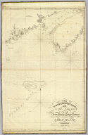 The north eastern coast of North America from New York to Cape Canso including Sable Island by Edmund Blunt. Center sheet. Published & Sold by E. & G.W. Blunt, No. 154 Water Street, corner of Maiden Lane, New York. G. Ely Sct. Engd. by D.R. Harrison. Entered ... 22nd day of July 1828, by Edmund Blunt of the State of New York.