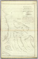 (The Bahama Banks and Gulf of Florida by Edmund Blunt, hydrographer. East sheet. Engd. by R.M. Gaw, N.Y. Entered according to Act of Congress , the 30th day of October 1826 by E. & G.W. Blunt, of the State of New York. New York: published by E. & G.W. Blunt, 1827)
