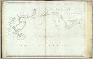 The coasts of West Florida, Alabama, Mississippi & Louisiana, drawn from the surveys of Gauld, and improved from other authorities. By Edmund Blunt. New-York, published by E. & G.W. Blunt. No. 154 Water Street, corner of Maiden Lane, 1828. Engraved & printed at W. Hooker's office, New York.