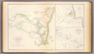 Reconnaissance of secession works and plan of Siege of Yorktown. Made under orders of Gen'l. Barnard and Maj. Humphreys by Lieut. Abbot, Top. Engrs., Lieut. Comstock, Engrs., Lieut. Wagner, Top. Engrs. April and May 1862. Map no. 1. siege plan ... (with) Map of the battle-field of Shiloh, April 6th and 7th 1862. Accompanying report of Gen. G.T. Beauregard ... Topographical sketch of the line of operations of the Army of the Ohio, under the command of Major General D.C. Buell. Evacuation of Corinth by the enemy, May 30th, 1862 ... surveyed ... 1862 by N. Michler ... assisted by John E. Weiss (i.e. Weyss) ... Julius Bien & Co., Lith., N.Y. (1891-1895)