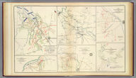 """Map of the battle of Murfreesborough fought Dec. 30th, 1862 to Jan. 3d., 1863, between the Confederate forces under General Bragg and Federal forces under Major General Rosecrans. (with) """"1"""" Map of the Stone's River Campaign. C. Meister, draughtsman ... (with) Map showing the movements of Johnson's brigade and Darden's attached battery in the battle before Murfreesborough, Tenn., Dec. 31, 1862. ... accompanying report of Brig. Gen R.B. Johnson ... (with) Sketch of the Battle of Fredericksburg, Saturday Dec. 13th 1862, Right Wing, C.S.A., Lieutenant General Jackson's Corps by Jed. Hotchkiss. (with) Survey of fortifications and environs of Tullahoma between the Shelbyville and Lynchburg roads. Drawn by J.H. Haney. (with) Map of the battle-field of Thompson's Hill, Port Gibson showing the positions of the 9th Div., 13th Army Corps commanded by Brig. Gen. P.J. Osterhaus, May 1, 1863. Sketched by F. Tunica, engineer. Julius Bien & Co., Lith., N.Y. (1891-1895)"""