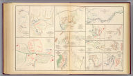 Topographical sketch of the battle of Bethel, Va., June 10th, 1861. (with) Position, Left Wing, 16th Army Corps, September 3d to 5th, 1864 near Lovejoy's Station, Ga. (with) July 22, 1864. To accompany official report of Maj. Gen. Frank P. Blair ... by Lieut Levi Coffman. (with) Position of the 17th Army Corps before Atlanta, Ga., July 22d 1864 ... (with) Position near Jonesborough, Ga. occupied by 2nd Division, 15th Army Corps from August 30th to September 2, 1864. (with) Sketch of the siege of Blakely, Ala. invested April 2d. by the forces under Maj. Gen. F. Steele. Assault April 9th 1865. Drawn by Gen. C.C. Andrews, May 1866. (with) Position of the Left Wing, 16th Army Corps near Jonesborough, Ga. (with) Position of the Left Wing, 16th Army Corps, September 10, 1864. (with) Line of march of Left Wing, 16th Army Corps from April 29 to May 4, 1864. (with) Position, Left Wing, 16th Army Corps, Resaca, Ga., May 14th, 15th and 16th, 1864. (with) Position, Left Wing, 16th Army Corps ... July 4, 1864. (with) Position, 16th Army Corps, May 16, 1864. (with) Position, Left Wing, 16th Army Corps ... May 26 to June 1st 1864. (with) Position, Left Wing, 16th A.C. near Owen's Mill, Ga., June 1st to 5th 1864. (with) Position of 16th Army Corps from July 26th to August 26th 1864. Julius Bien & Co., Lith., N.Y. (1891-1895)