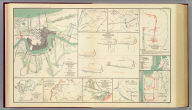 Department of the Gulf. Map no. 5. Approaches to New Orleans, prepared by order of Maj. Gen. N.P. Banks (by) Henry L. Abbot, Capt. and Chief Top. Engrs., Feb. 14th, 1863. (with Fairburn, Ga., Aug. 15-16, 1864). (with) Position of Army of Tennessee near Atlanta, Ga., July 22, 1864. (with) Map of Spanish Fort, Ala., made during the siege by Lieut. J.A. Chalaron ... (with) Diagrams illustrating the different positions occupied by the 4th Division, 17th Army Corps, during the battle of Atlanta, Ga., July 22, 1864. (with) Part of Paulding County, showing the position of the Left Wing, 16th A.C., June 4, 1864. (with) Section of a map showing the lines new New Hope Church, Ga., 1864. From Chief Engineer's Office, Army of Mississippi, by Capt. W.J. Morris, Chief Engineer. (with) Topographical sketch of the position of the Second Division, 14th Army Corps, in front of Savannah, Ga., December 11th, 1864. Brig. Gen. Jas. D. Morgan, commanding Division. Surveyed and drawn by Chas. Petri ... (with) Map of the vicinity of Mechanicsville, Va. (with Spanish Fort, Ala., March 29-April 8, 1865. Chas. G. Johnson). (with) Spanish Fort, 1865. Drawn during siege by assistant surgeon Bull, C.S. Army. Julius Bien & Co., Lith., N.Y. (1891-1895)