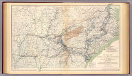 Military map, W.T. Sherman.