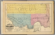 Official map of Yolo County, California. (Sheet 1). De Pue & Company, publishers & compilers, Oakland, Cal. Lith. W.T. Galloway, S.F. 1879.