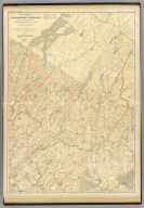 A topographical map of the Northeastern Highlands including the country lying between Deckertown, Dover, Paterson and Suffern. George H. Cook, State Geologist, John C. Smock, assistant geologist, C.C.Vermeule, topographer. 1884. Geological Survey of New Jersey. Atlas sheet no. 4, Northeastern Highlands. Julius Bien & Co., Lith., N.Y. (1888)