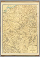 A topographical map of the vicinity of Mount Holly from Bordentown southward to Winslow and Woodmansie. George H. Cook, State Geologist, C.C.Vermeule, topographer. 1887. Geological Survey of New Jersey. Atlas sheet no. 12, Mount Holly. Julius Bien & Co., Lith. (1888)