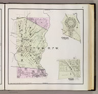 T. 9 N., R. 7 W. (with) Cotati. (with) Fulton. (Published by Reynolds & Proctor, Santa Rosa, Cal., 1898)
