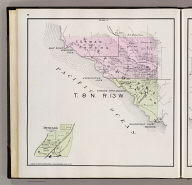T. 8 N., R. 13 W. (with) Duncan's. (Published by Reynolds & Proctor, Santa Rosa, Cal., 1898)
