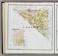 T. 5 N., R. 9 W. (with) Bloomfield. (Published by Reynolds & Proctor, Santa Rosa, Cal., 1898)