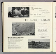 El Rancho Cotati, Sonoma Co., Cal. (Published by Reynolds & Proctor, Santa Rosa, Cal., 1898)