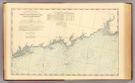 Norwalk Islands to Southwest Ledge, Long Island Sound. United States Coast Survey. (D.H. Hurd & Co., Boston. 1893)