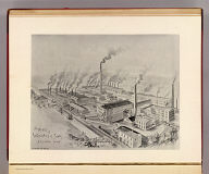 The works of Wallace & Sons, Ansonia, Conn. (Drawn by) H. Billings, 1893. D.H. Hurd & Co., Boston.