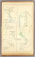 Ward 15, town of New Haven. (with) Stony Creek, town of Branford, New Haven County. (with) Short Beach, town of Branford, New Haven County. (with) Yalesville, town of Wallingford, county of New Haven. (Copyright 1893 by D.H. Hurd & Co.)