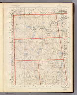Rhode Island sheet no. 2. U.S. Geological Survey, J.W. Powell, Director. State of Rhode Island ... commissioners. Surveyed in 1886-1888. Geo. H. Walker & Co., Boston & N.Y., edition of 1891. For sale by J.C. Thompson, Providence, R.I.