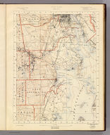 Rhode Island sheet no. 4. U.S. Geological Survey, J.W. Powell, Director. State of Rhode Island ... commissioners. Surveyed in 1885-1888. Geo. H. Walker & Co., Boston & N.Y., edition of 1891. For sale by J.C. Thompson, Providence, R.I.