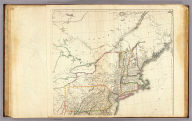 (A map of the United States of North America. Drawn from a number of critical researches by A. Arrowsmith, Hydrographer to H.R.H. the Prince of Wales. Sheet 4). London, Published as the Act directs by A. Arrowsmith, no. 10 Soho Square -- Jan. 1st, 1796, additions to 1802.